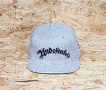 UNDEFEATED Death Card Snapback Ballcap