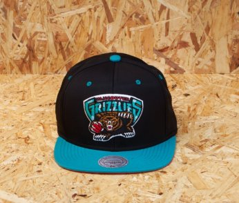 MITCHELL & NESS Nylon Snapback Vancouver Grizzles